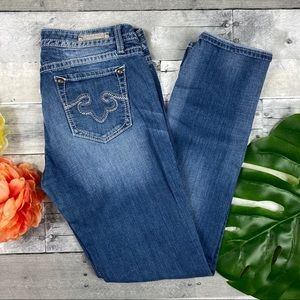ReRock for Express Skinny jeans 12 R